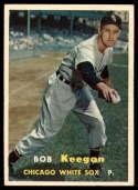1957 Topps #99 Bob Keegan EX/NM