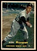 1957 Topps #99 Bob Keegan NM Near Mint