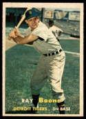 1957 Topps #102 Ray Boone EX/NM