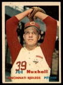 1957 Topps #103 Joe Nuxhall VG Very Good