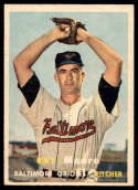 1957 Topps #106 Ray Moore EX++ Excellent++