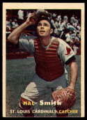 1957 Topps #111 Hal Smith VG Very Good