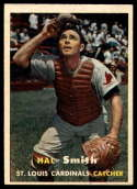 1957 Topps #111 Hal Smith EX/NM