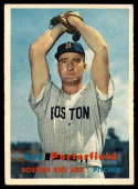 1957 Topps #118 Bob Porterfield EX++ Excellent++