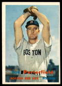 1957 Topps #118 Bob Porterfield EX Excellent