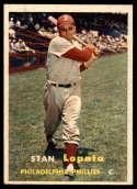 1957 Topps #119 Stan Lopata EX/NM