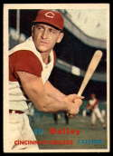 1957 Topps #128 Ed Bailey EX Excellent