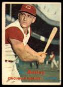 1957 Topps #128 Ed Bailey VG Very Good mark