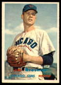1957 Topps #155 Jim Brosnan NM Near Mint