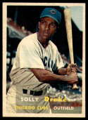 1957 Topps #159 Solly Drake NM Near Mint RC Rookie
