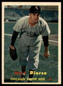 1957 Topps #160 Billy Pierce EX/NM