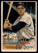1957 Topps #163 Sammy White EX Excellent