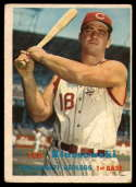 1957 Topps #165 Ted Kluszewski VG/EX Very Good/Excellent