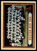 1957 Topps #171 Red Sox Team NM Near Mint