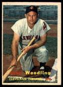 1957 Topps #172 Gene Woodling EX/NM