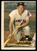 1957 Topps #172 Gene Woodling VG Very Good