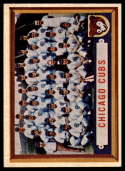 1957 Topps #183 Cubs Team NM Near Mint