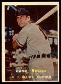 1957 Topps #197 Hank Sauer EX++ Excellent++