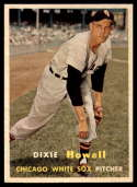 1957 Topps #221 Dixie Howell NM Near Mint