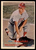 1957 Topps #245 Rip Repulski EX/NM