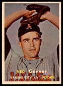 1957 Topps #285 Ned Garver EX/NM