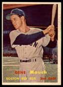 1957 Topps #342 Gene Mauch EX/NM