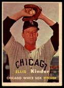 1957 Topps #352 Ellis Kinder VG/EX Very Good/Excellent