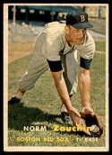 1957 Topps #372 Norm Zauchin EX/NM