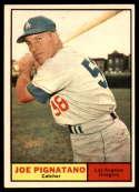 1961 Topps #74 Joe Pignatano EX/NM