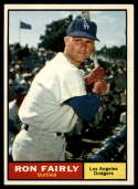 1961 Topps #492 Ron Fairly NM Near Mint