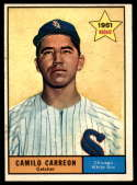 1961 Topps #509 Camilo Carreon EX/NM