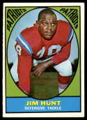 1967 Topps #10 Jim Hunt EX++ Excellent++ RC Rookie