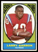 1967 Topps #4 Larry Garron EX Excellent