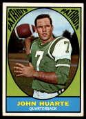 1967 Topps #1 John Huarte EX/NM
