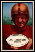1953 Bowman #5 Joe Tereshinski EX/NM