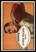 1953 Bowman #14 Al Pollard VG Very Good