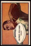 1953 Bowman #14 Al Pollard EX Excellent