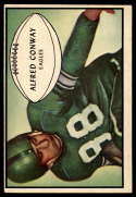 1953 Bowman #52 Al Conway VG Very Good