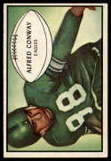 1953 Bowman #52 Al Conway VG/EX Very Good/Excellent