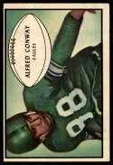 1953 Bowman #52 Al Conway EX Excellent