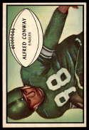 1953 Bowman #52 Al Conway EX/NM