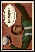1953 Bowman #83 Bobby Thomason EX++ Excellent++ RC Rookie