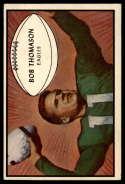 1953 Bowman #83 Bobby Thomason EX/NM RC Rookie