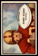 1953 Bowman #27 Harry Gilmer EX Excellent