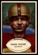 1953 Bowman #84 Hugh Taylor VG Very Good