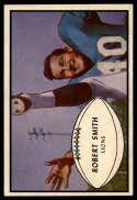 1953 Bowman #66 Robert Smith EX/NM SP
