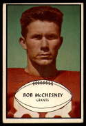 1953 Bowman #67 Bob McChesney VG/EX Very Good/Excellent SP