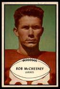 1953 Bowman #67 Bob McChesney EX/NM SP