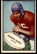 1953 Bowman #70 Merwin Hodel VG/EX Very Good/Excellent SP