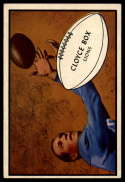 1953 Bowman #77 Cloyce Box EX++ Excellent++ SP
